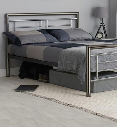 Metal Beds from £89