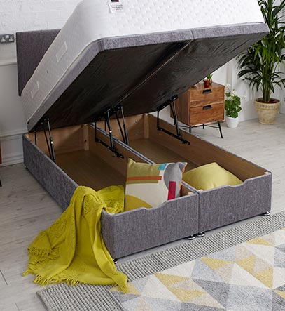 Ottoman Beds from £249