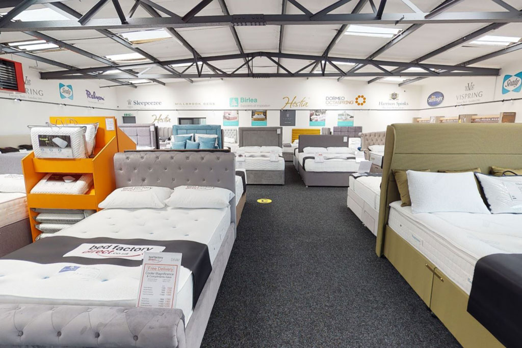 Bed Factory Direct Chester Bed Shop