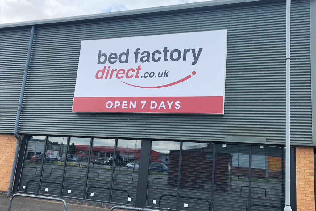 Bed Factory Direct Warrington