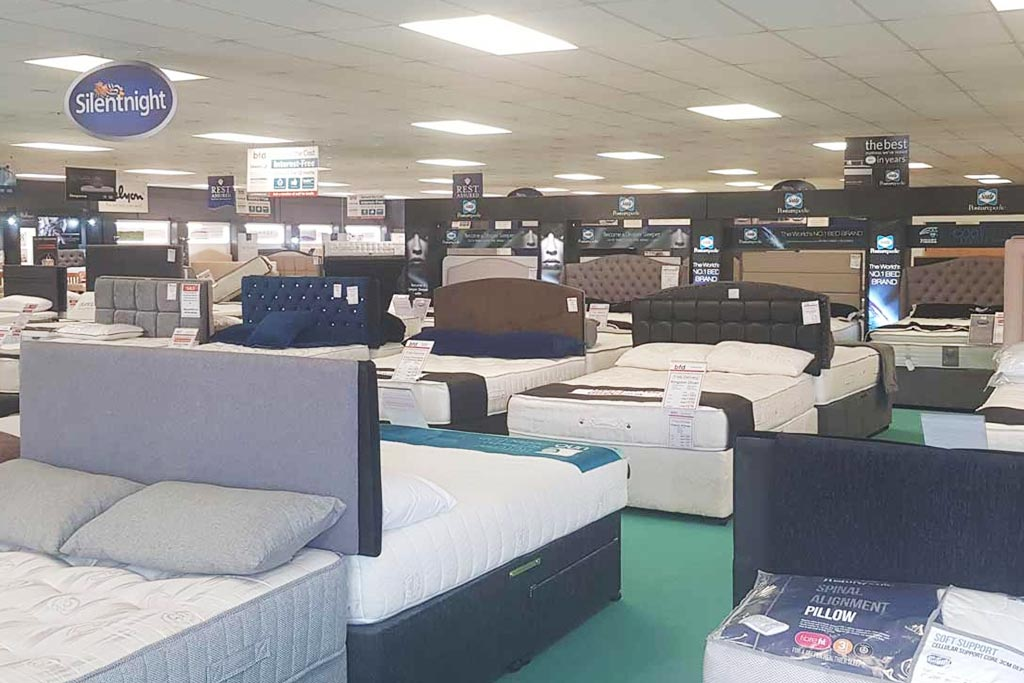 Bed Factory Direct Aintree